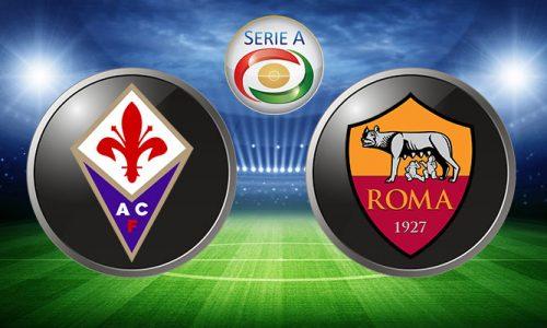 Fiorentina-Roma , domenica 5 novembre