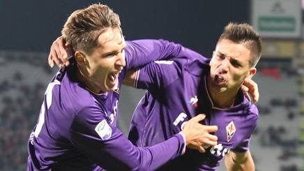 Fiorentina-Torino 3-0 , Le pagelle .