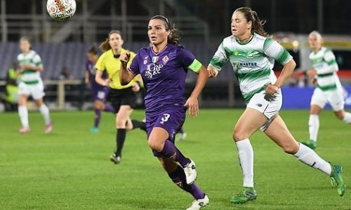 Fiorentina Women's – Wolfsburg 0-4 –