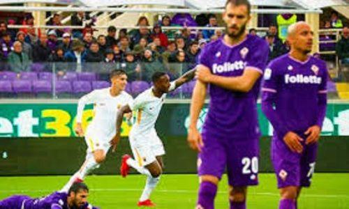 Fiorentina-Roma 2-4 : I viola raggiungono il pari in due occasioni
