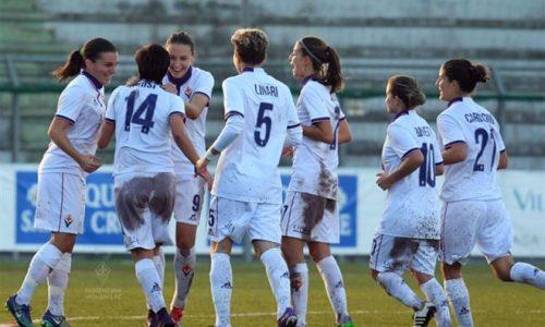 Wolfsburg-Fiorentina Women's 3-3