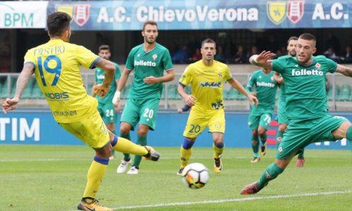 Fiorentina Chievo Verona : oggi alle ore 15:00