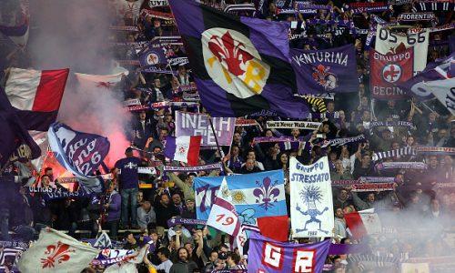 Spettatori al Franchi , 6000 in meno