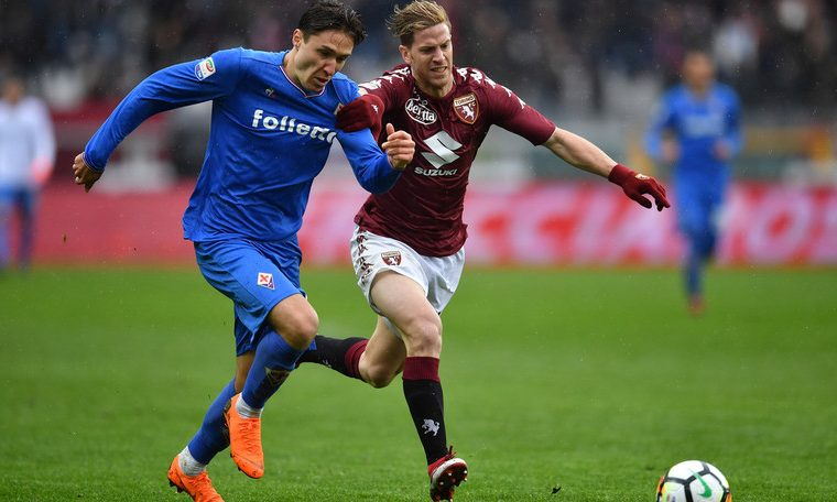 Torino-Fiorentina 1-2 . Apre Veretout al 58°