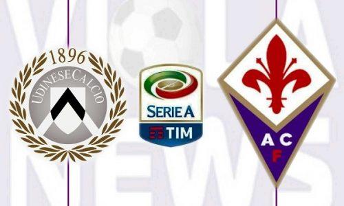 Udinese – Fiorentina , probabile formazione .