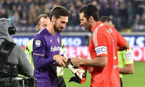 """Buffon : """" Astori una delle persone più belle"""