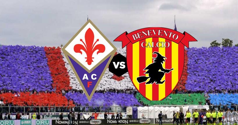 Fiorentina Benevento