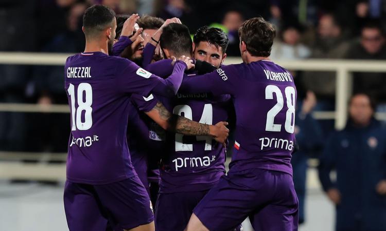 Fiorentina-Cittadella