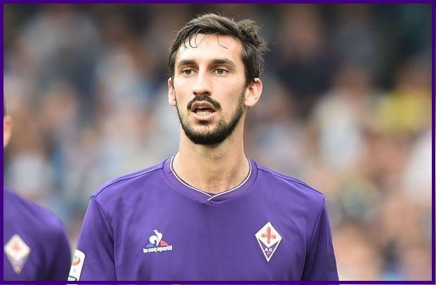 Davide Astori capitano della Fiorentina