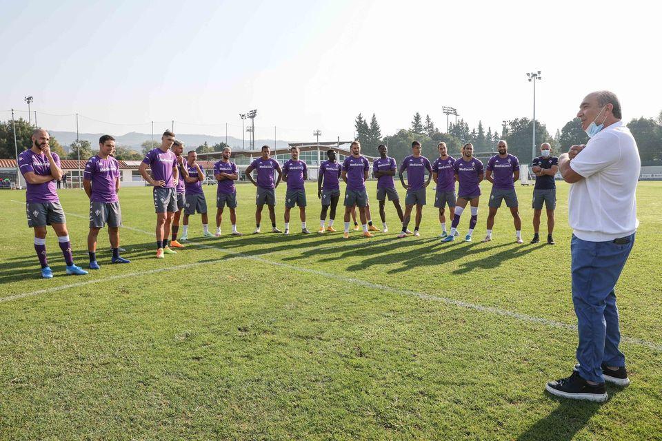 Fiorentina , tifosi viola