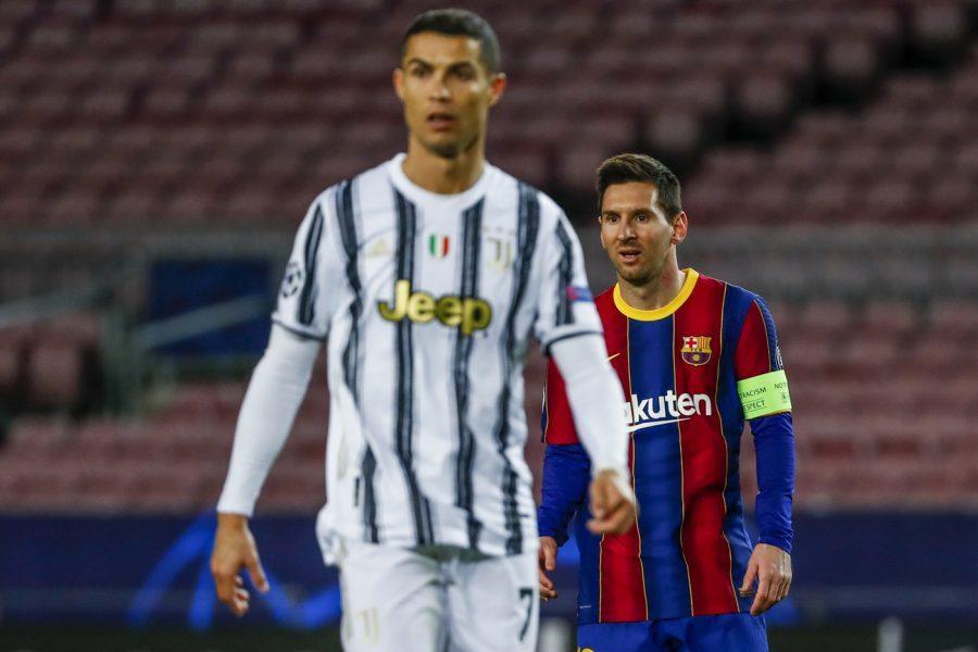 La Juve batte il Barcellona