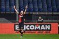 Badelj e la dedica speciale a Davide Astori dopo il gol del pareggio