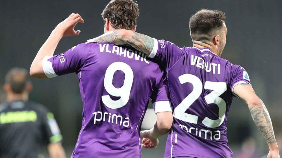 Fiorentina-Lazio 2- 0