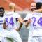 Fiorentina-Inter 1-3 , viola in 10 per doppio giallo a Nico Gonzalez