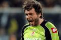 """Frey : """" La fascia da capitano regalatami dal mio amico Baggio """""""